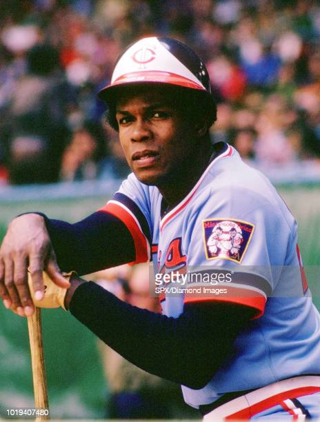 Rod Carew of the Minnesota Twins on deck portrait during a game from his 1974 season with the Minnesota Twins Rod Carew played for 19 years with 2...