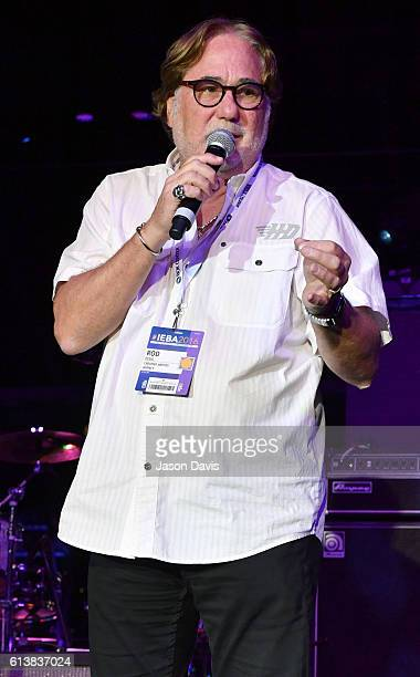 Rod Essig of CAA speaks onstage at the Creative Artists Agency Party during day 2 of the IEBA 2016 Conference on October 10 2016 in Nashville...