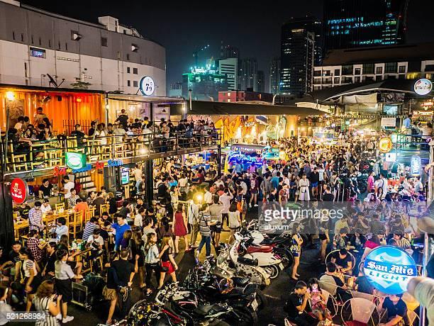 Rod Fai Market Bangkok Thailand