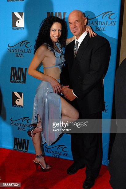 Rod Fontana and his wife Liza Harper arrive at the Adult Video News Awards Ceremony held at the Mandalay Bay Hotel in Las Vegas Rod Fontana is...