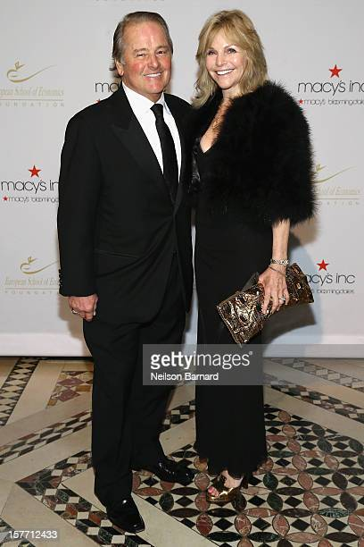 Rod Gilbert and Judy Christy attend European School Of Economics Foundation Vision And Reality Awards on December 5 2012 in New York City