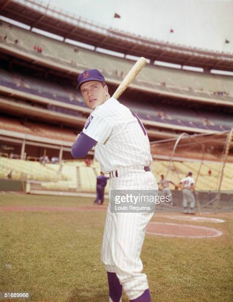 Rod Kanehl of the New York Mets poses for an action portrait circa 19621964