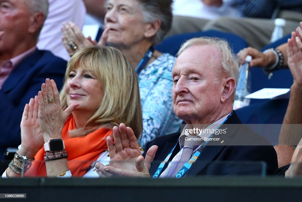 2019 Australian Open - Day 9 : News Photo