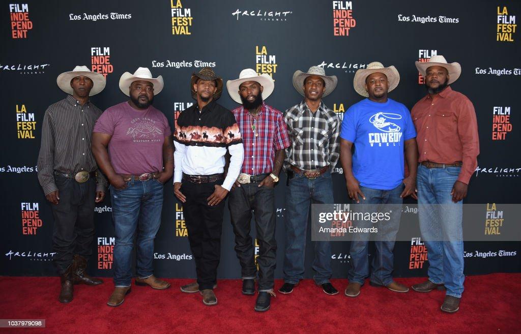 "2018 LA Film Festival - Screening Of ""Fire On The Hill"""