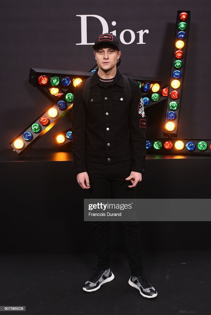 Dior Homme: Photocall - Paris Fashion Week - Menswear F/W 2018-2019