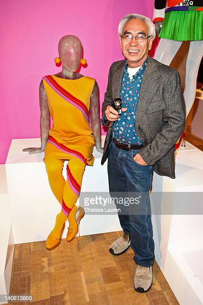 "Rod Samonte attends the MOCA Leadership Circle reception and members' opening for ""The Total Look: The Creative Collaboration Between Rudi Gernreich,..."