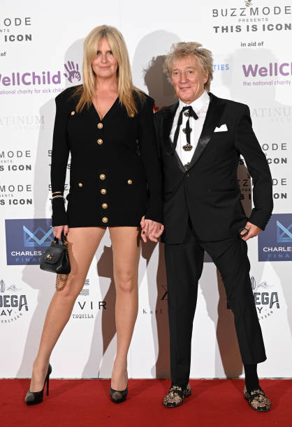 GBR: The Icon Ball 2021 - Red Carpet Arrivals - LFW September 2021