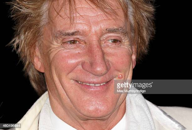 Rod Stewart attends A Night Of Heroes The Sun Military Awards at the National Maritime Museum on December 10 2014 in London England