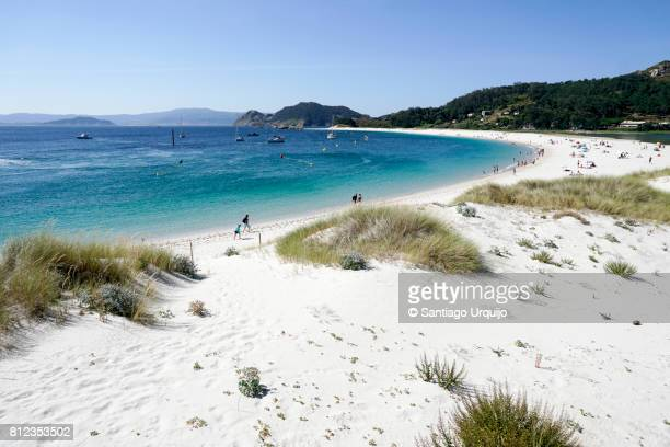 Rodas beach in Cies Islands