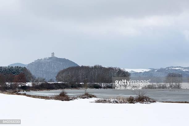 Rodder Maar and Oelbrueck Castle