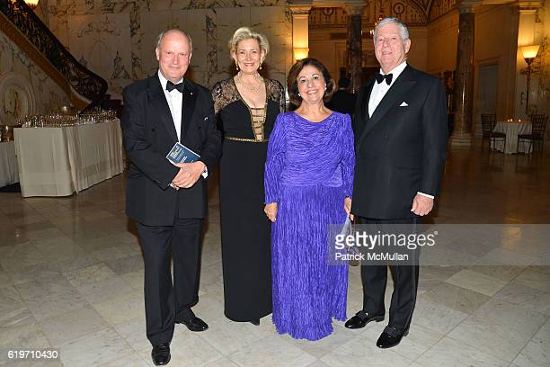 Roddy Gow April Riddle Gow Princess Katherine of Serbia and Prince Alexander of Serbia attend the Oxford Philharmonic Orchestra's US Premier...
