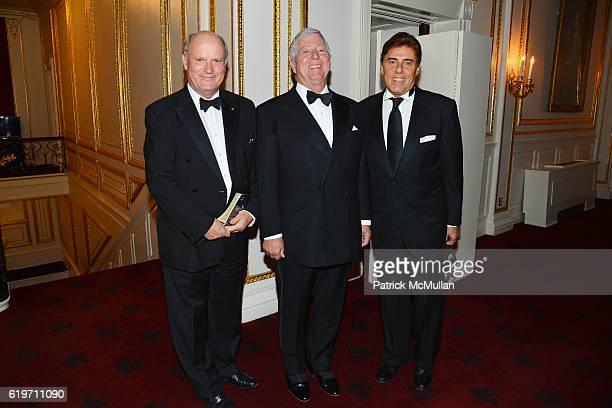 Roddy Gow Prince Alexander of Serbia and Arnie Rosenshein attend the Oxford Philharmonic Orchestra's US Premier Performance with Artist in Residence...