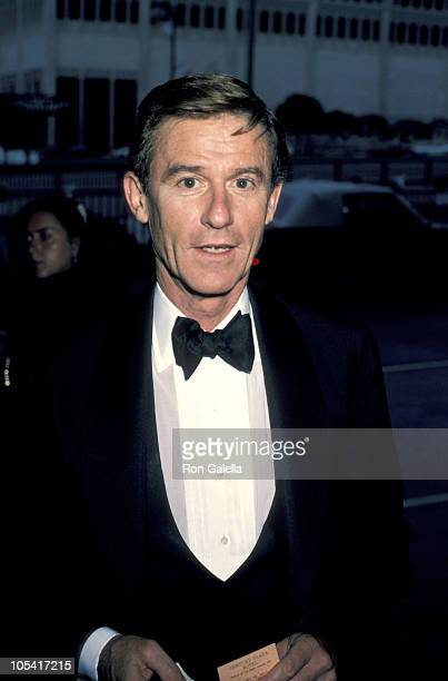 Roddy McDowall during 11th Valentino Awards at Century Plaza Hotel in Los Angeles California United States