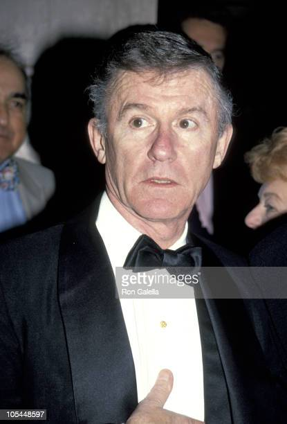 Roddy McDowall during 'Little Night Music' Opening at Doolittle Theater Open in Hollywood California United States