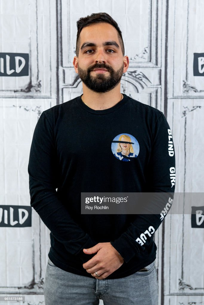 Roddy Tabatabai discusses 'Love & Bananas' with the Build Series at Build Studio on April 26, 2018 in New York City.