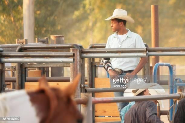 Rodeo Athlete