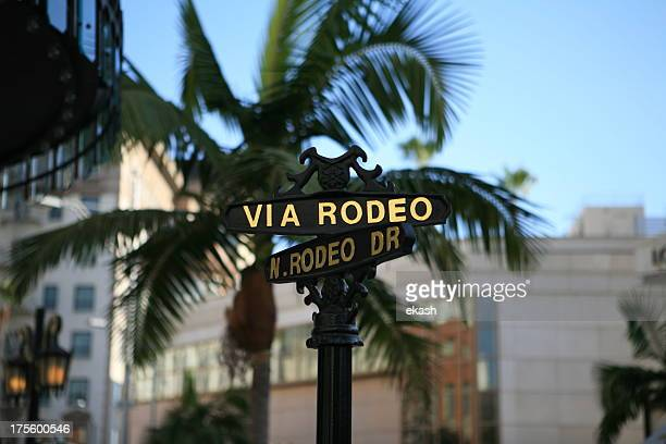 Rodeo Drive sinal