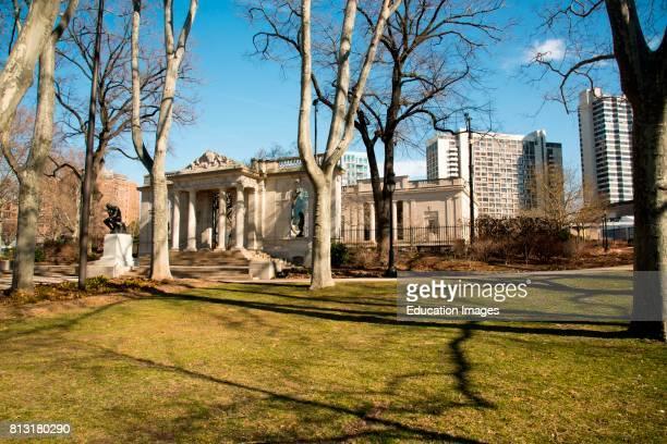 Rodin Museum, Philadelphia, Pennsylvania.