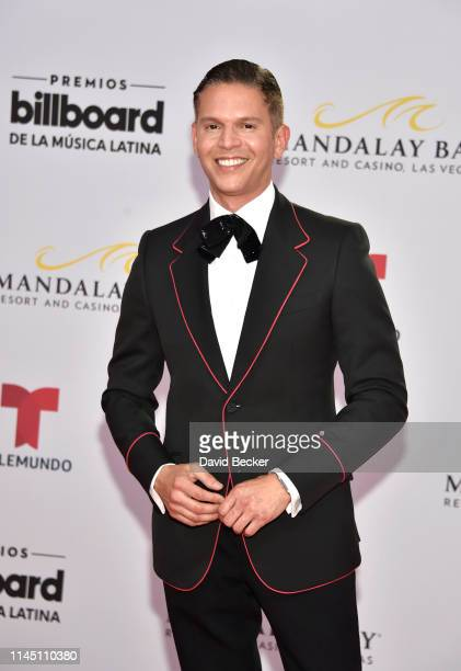 Rodner Figueroa attends the 2019 Billboard Latin Music Awards at the Mandalay Bay Events Center on April 25 2019 in Las Vegas Nevada