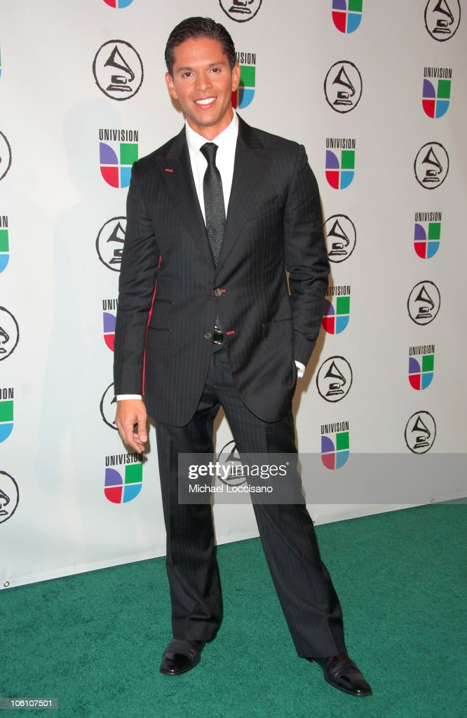 Rodner Figueroa during The 7th Annual Latin GRAMMY Awards - Arrivals at Madison Square Garden in New York City, New York, United States.