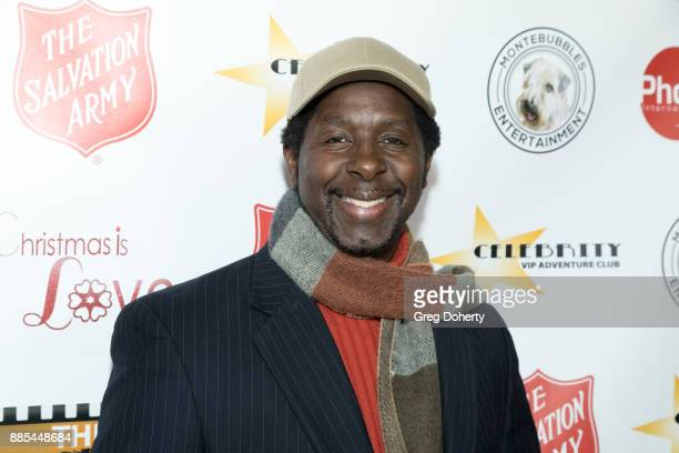 Rodney Allen Ripey attends The Salvation Army Celebrity Kettle Kickoff Red Kettle Hollywood at the Original Farmers Market on November 30 2017 in Los...