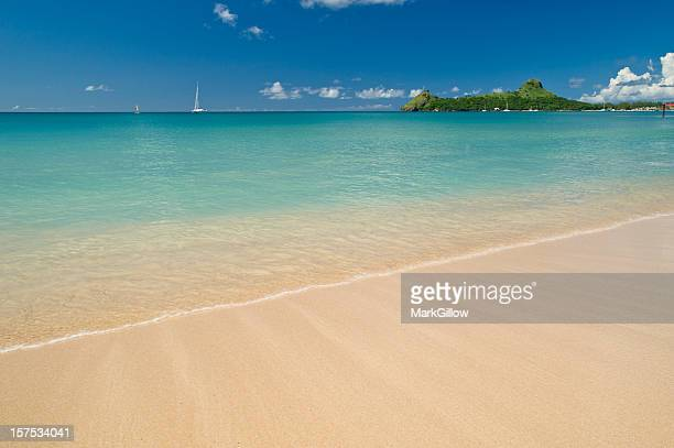 rodney bay st lucia - st. lucia stock pictures, royalty-free photos & images