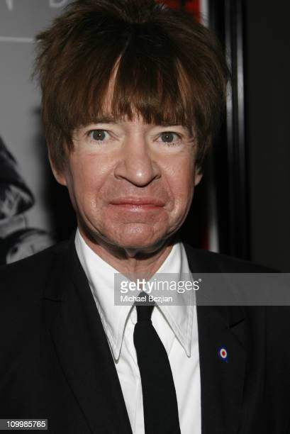 Rodney Bingenheimer during Quadrophenia Musical Theatre Performance at The Avalon in Hollywood California United States