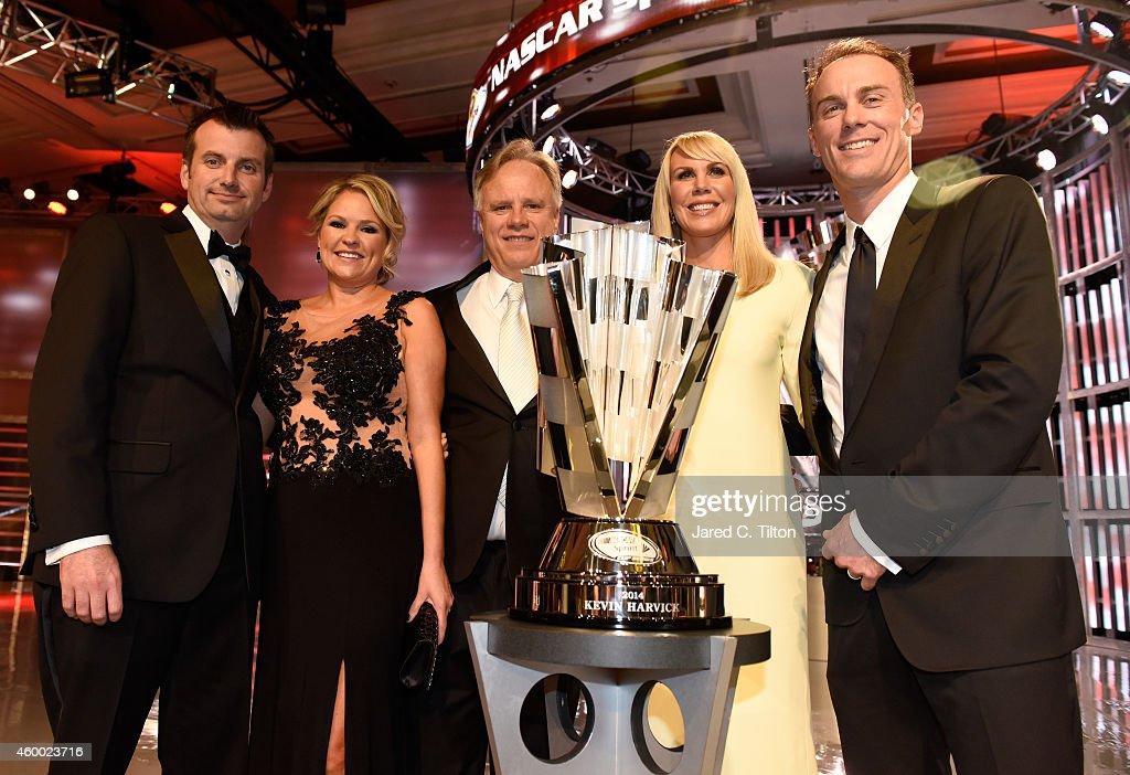 2014 NASCAR Sprint Cup Series Awards - Show : ニュース写真
