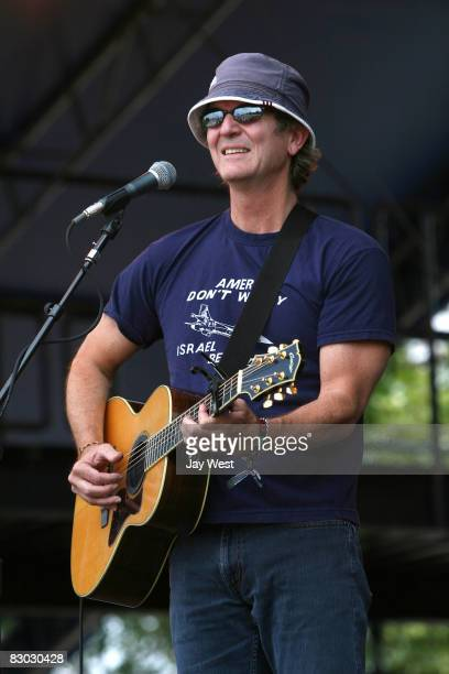 Rodney Crowell performs in concert on Day One of Austin City Limits Festival held at Zilker Park on September 26, 2008 in Austin, Texas