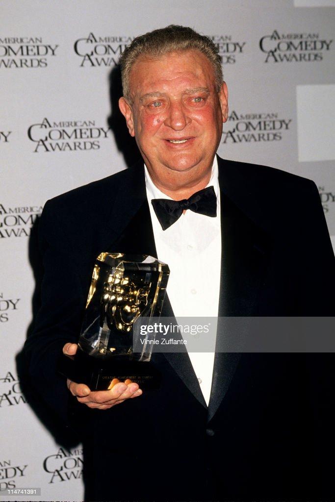 Rodney Dangerfield; 1995 American Comedy Awards : News Photo