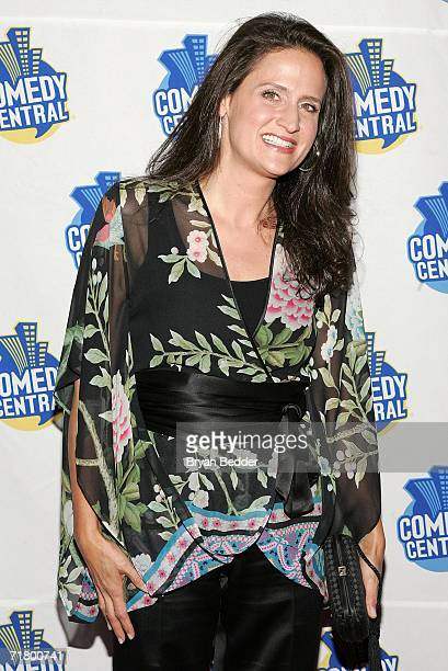 Rodney Dangerfield's daughter Melanie RoyFriedman arrives the Comedy Central special screening of Legends Rodney Dangerfield on September 6 2006 in...