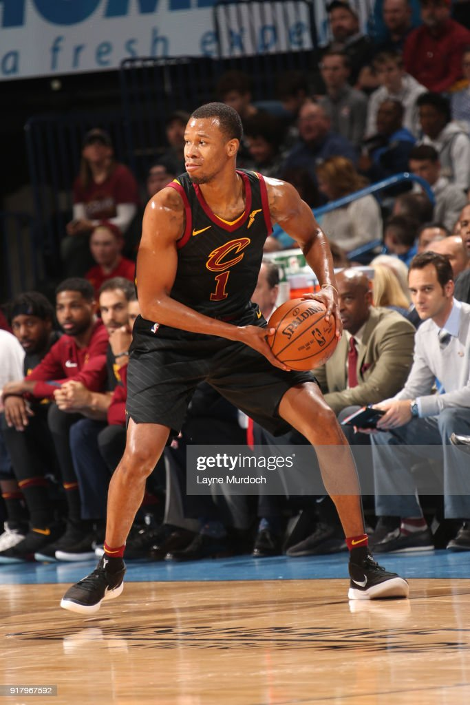 Cleveland Cavaliers v Oklahoma City Thunder : News Photo