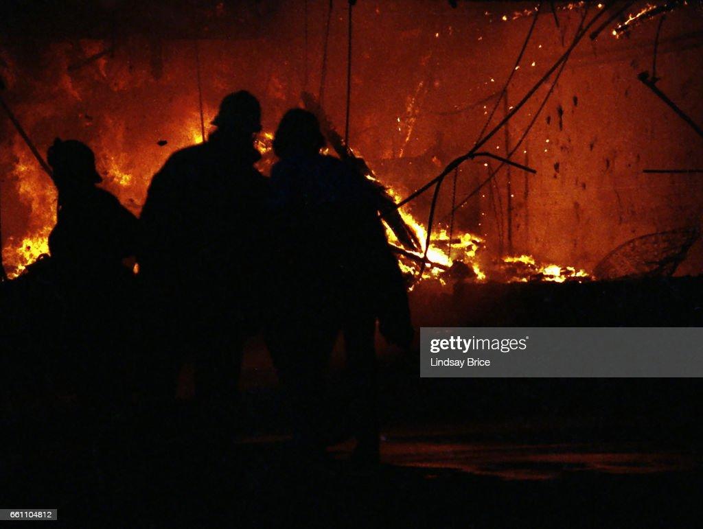Los Angeles Riots : ニュース写真