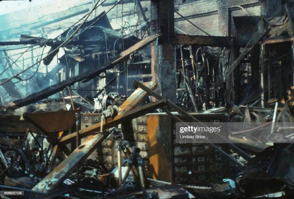 Los Angeles Riots : News Photo