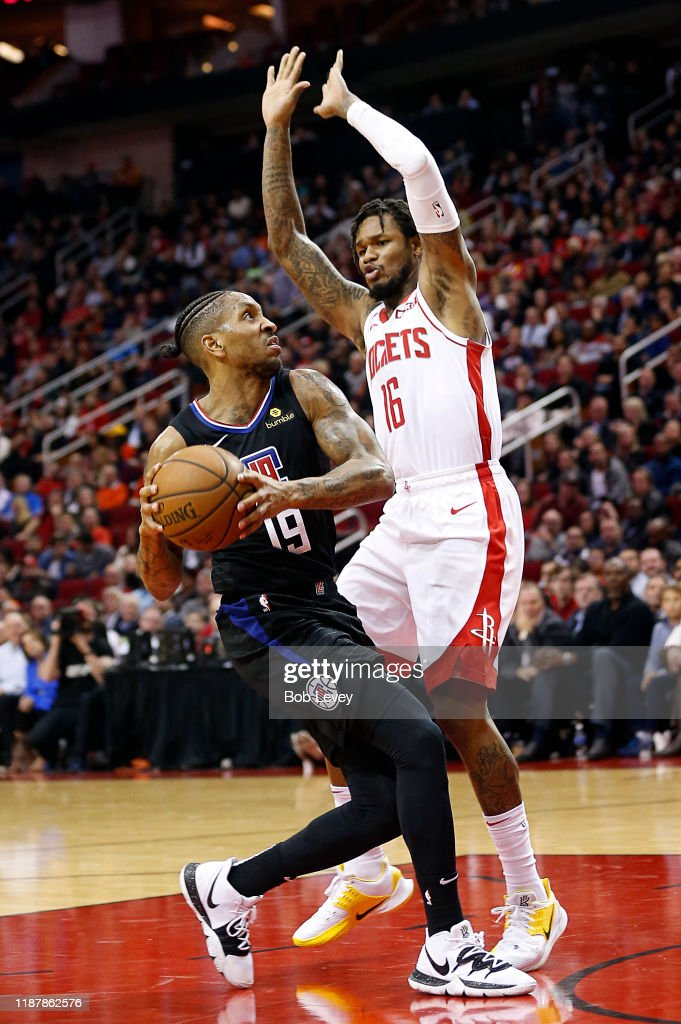 Los Angeles Clippers v Houston Rockets : News Photo
