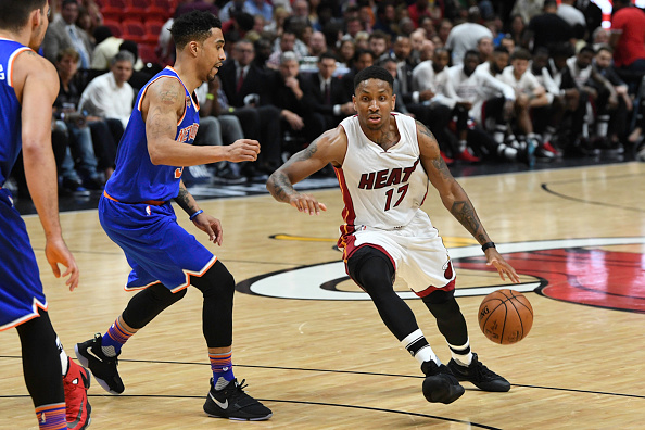ceaacb9a417c Here are my four takeaways from the Heat s 100-94 victory over the  Cleveland Cavaliers.