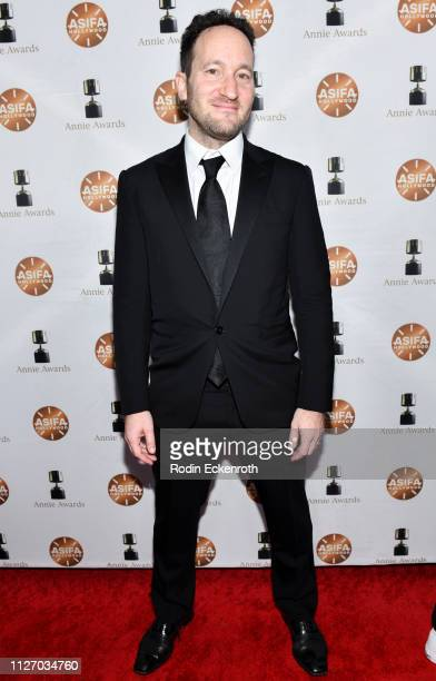 Rodney Rothman attends the 46th Annual Annie Awards at Royce Hall UCLA on February 02 2019 in Westwood California