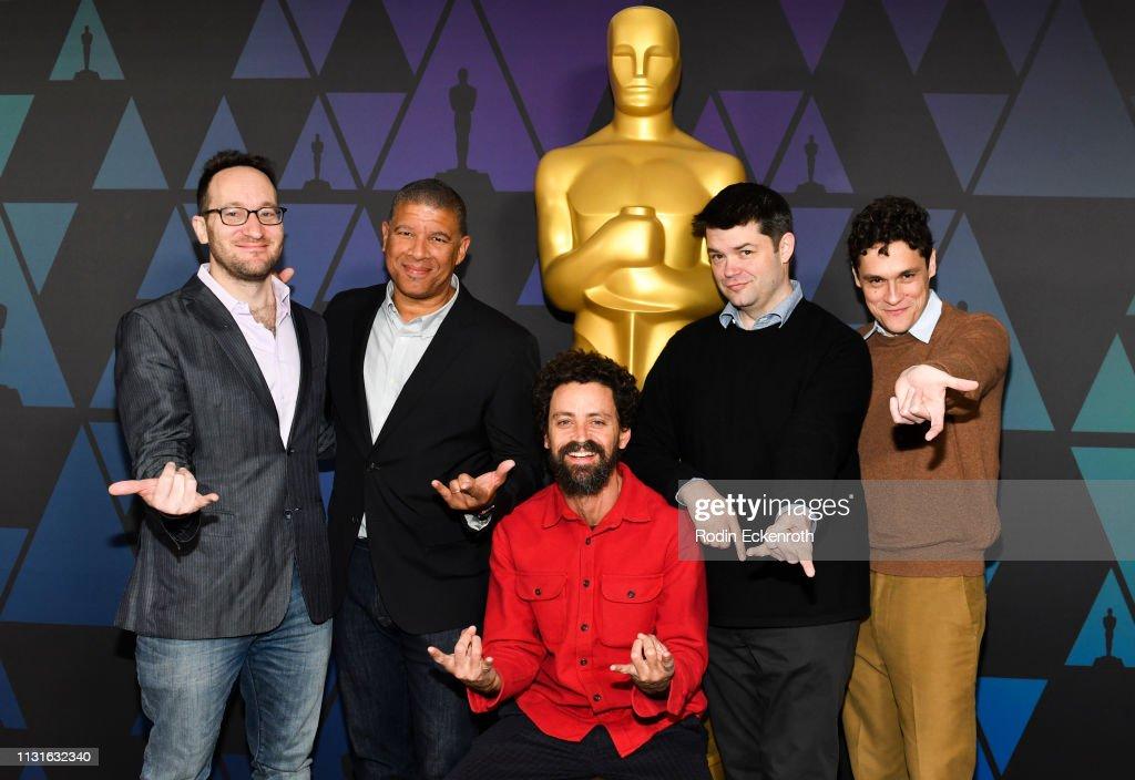 CA: 91st Oscars - Oscar Week: Animated Features
