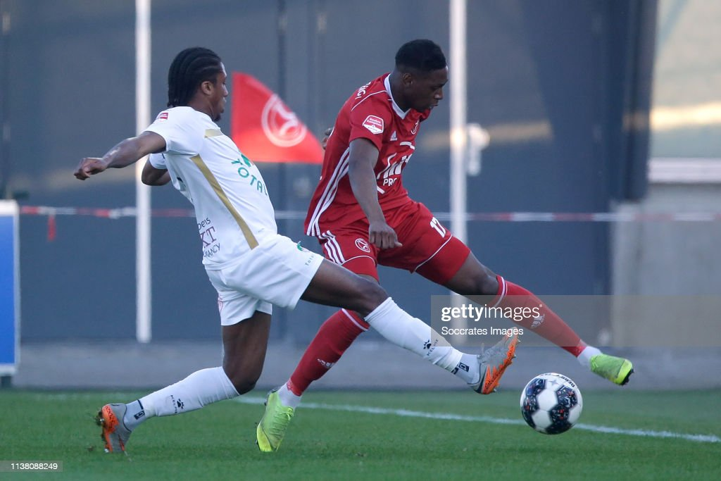 NLD: Almere City FC v Telstar - Jupiler League