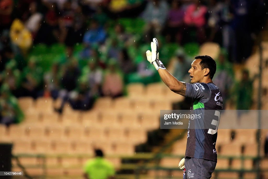 Leon v Lobos BUAP - Torneo Apertura 2018 Liga MX