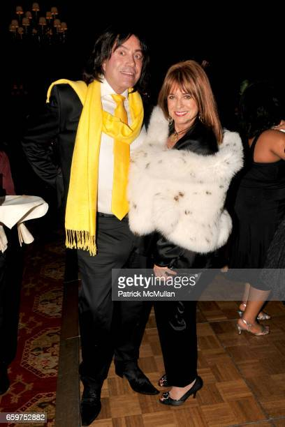 Rodolfo Valentin and Joan Jedell attend LITTLE BABY FACE FOUNDATION 7th Annual Fall Benefit BELIEVE IN MIRACLES VII Honoring Dr Deborah Pilla at New...