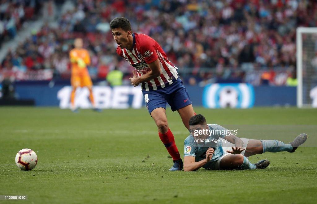 Club Atletico de Madrid vs RC Celta de Vigo - La Liga : News Photo