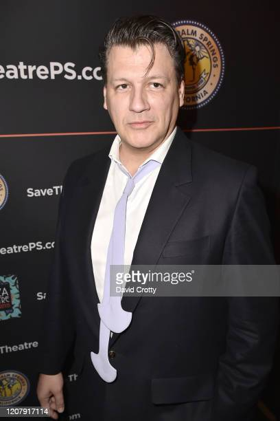 Rodrigo Basilicati Cardin attends the House Of Cardin Special Screening At Palm Springs Modernism Week at The Plaza Theater on February 21 2020 in...