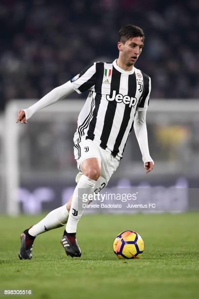 Rodrigo Bentancur during the TIM Cup match between Juventus and Genoa CFC at Allianz Stadium on December 20 2017 in Turin Italy