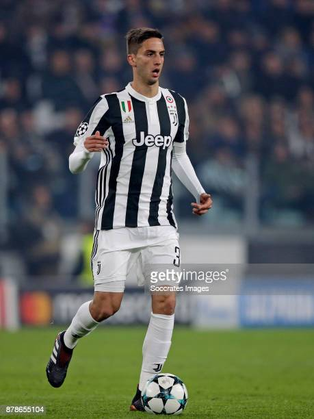 Rodrigo Bentancur of Juventus during the UEFA Champions League match between Juventus v FC Barcelona at the Allianz Stadium on November 22 2017 in...