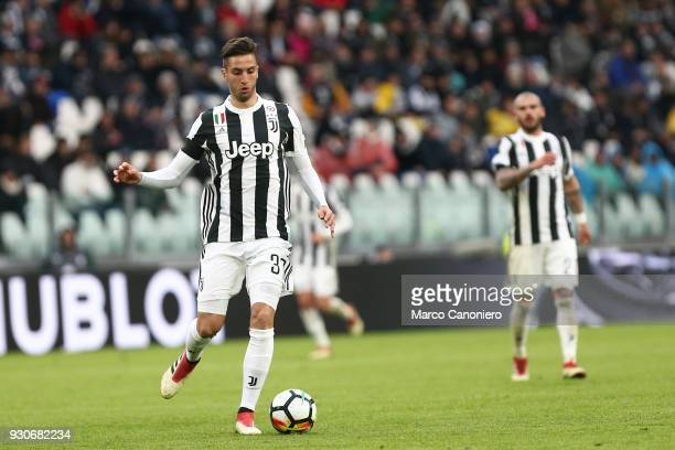 Rodrigo Bentancur of Juventus FC in action during the Serie A football match between Juventus FC and Udinese Calcio Juventus Fc wins 20 over Udinese...