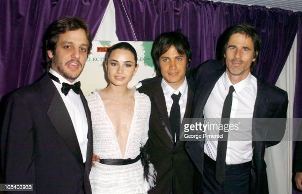 Rodrigo De La Serna Mia Maestro and Gael Garcia Bernal and Walter Salles