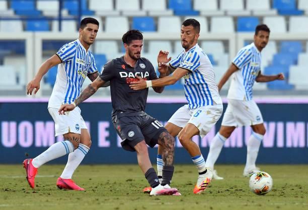 ITA: SPAL v Udinese Calcio - Serie A