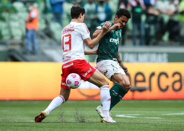 BRA: Palmeiras v Internacional - Brasileirao 2021