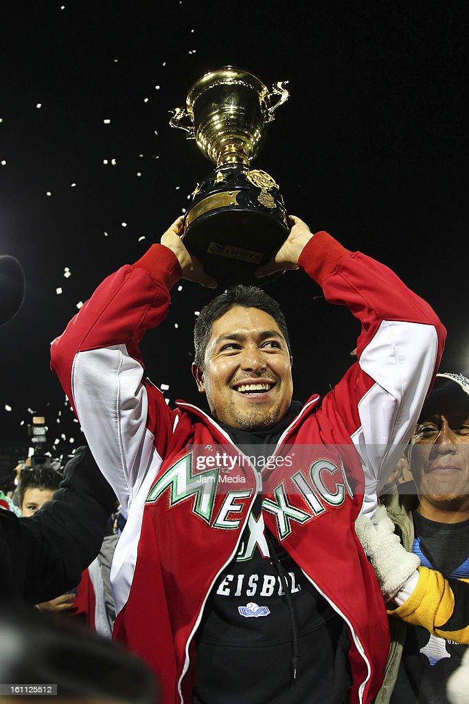 BAS: Mexico v Republica Dominicana - Caribbean Series 2013